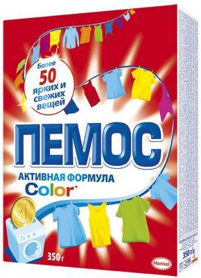 ПЕМОС Порошок стиральный Автомат Колор 350г пемос стиральный порошок колор пемос 2 кг