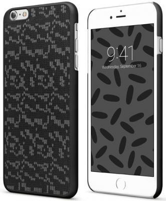 Накладка Vipe Woozy для iPhone 7 iPhone 8 чёрный VPIP7WOOZYBLK2 накладка vipe color для iphone x чёрный vpipxcolblk