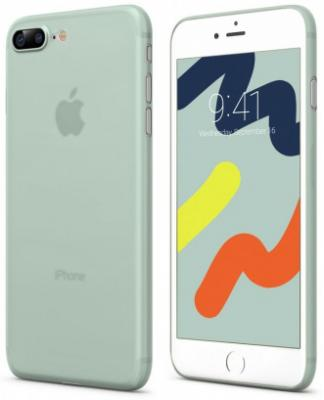 Накладка Vipe Wispy для iPhone 7 Plus iPhone 8 Plus голубой VPIP7PWISPYSKY накладка vipe color для iphone x чёрный vpipxcolblk