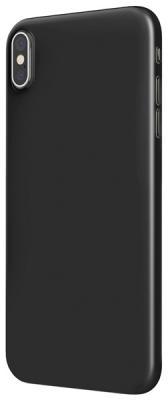 "Накладка Vipe ""Color"" для iPhone X чёрный VPIPXCOLBLK цена и фото"