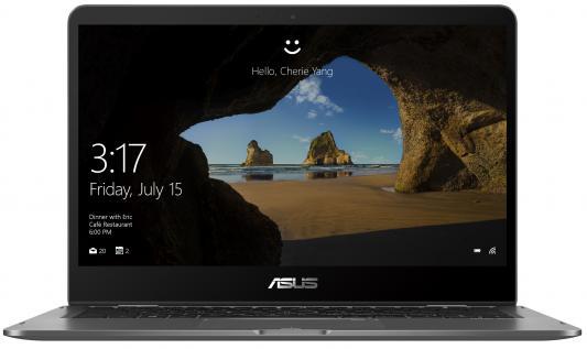 Ультрабук ASUS Zenbook Flip UX461UA-E1012T 14 1920x1080 Intel Core i5-8250U 90NB0GG1-M01970 ультрабук asus zenbook ux330ua 90nb0cw1 m07210 90nb0cw1 m07210