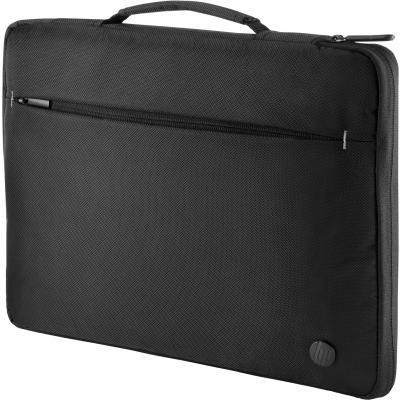"""Сумка для ноутбука 14.1"""" HP 2UW01AA черный"""