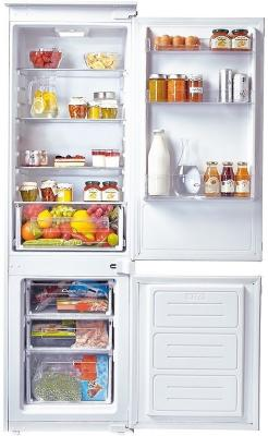 Холодильник Candy CKBBS 172 F белый цена и фото