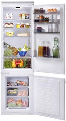 Холодильник Candy CKBBS 182 белый холодильник candy ccpf 6180sru