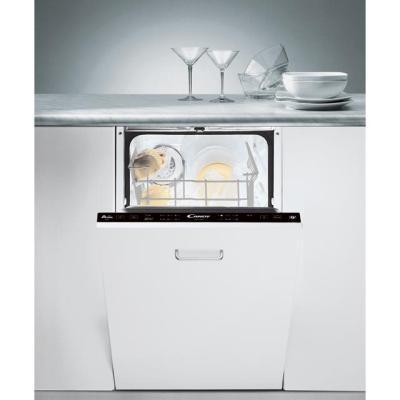 Посудомоечная машина Candy CDI 1L949-07 белый посудомоечная машина candy cdp 2l952w