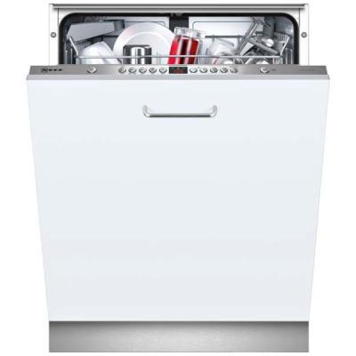 Посудомоечная машина NEFF S523I60X0R белый встраиваемая посудомоечная машина neff s 58m48x1ru