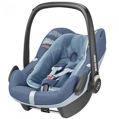 Автокресло Maxi-Cosi Pebble Plus (frequency blue)