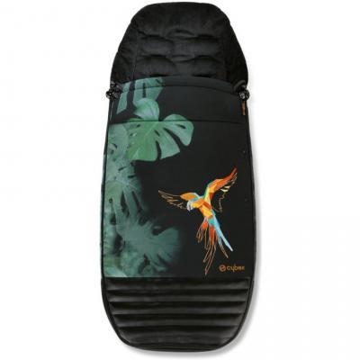 Накидка на ножки в коляску Cybex Priam (birds of paradise)