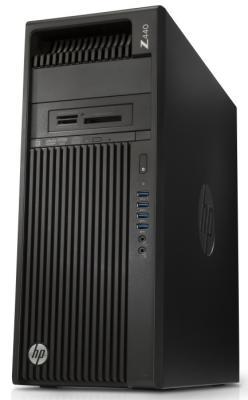 Системный блок HP Z440 E5-1620v4 3.5GHz 16Gb 256Gb SSD Quadro P2000-5Gb DVD-RW Win10Pro черный 1WV62EA системный блок hp z440 e5 1650v4 3 2ghz 16gb 512gb ssd dvd rw win7pro win10pro клавиатура мышь черный t4k81ea