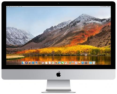 Фото Моноблок 21.5 Apple iMac 4096 x 2304 Intel Core i7-7700 32Gb SSD 1024 AMD Radeon Pro 560 4096 Мб macOS серебристый Z0TL0018P, Z0TL003VV ноутбук apple macbook pro 15 4 2880x1800 intel core i7 16gb 512gb amd radeon 460 4096 мб hd530 серый macos z0sg000nc
