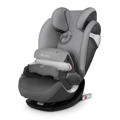 Автокресло Cybex Pallas M-Fix (manhattan grey) автокресло cybex juno m fix manhattan grey
