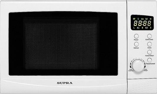 СВЧ Supra 18TW02 700 Вт белый