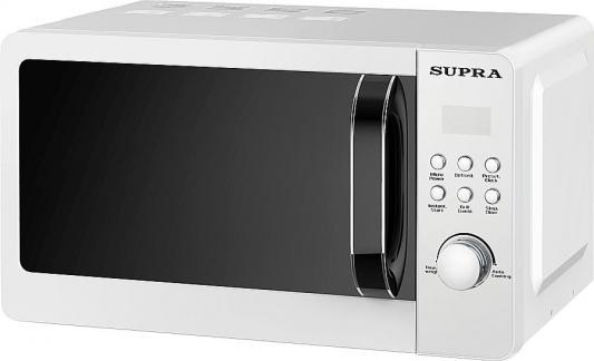 СВЧ Supra 20TW55 700 Вт белый supra supra scs p28q