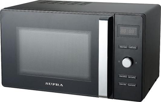 СВЧ Supra 23TBG34 800 Вт чёрный цена и фото