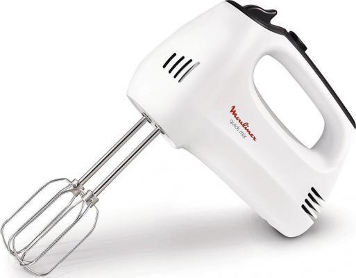 Миксер ручной Moulinex HM3101B1 300 Вт белый миксер moulinex powermix hm613130