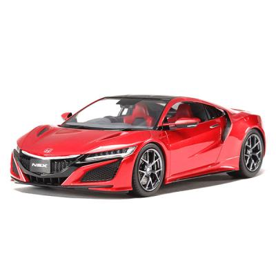 Автомобиль Welly Honda NSX 1:34-39 красный 43725
