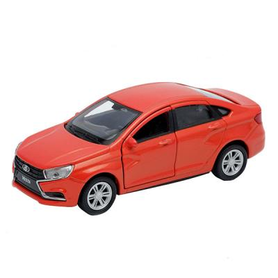 Автомобиль Welly LADA Vesta 1:34-39 красный 43727