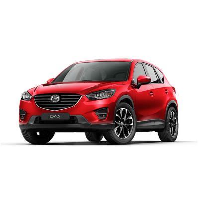 Автомобиль Welly Mazda CX-5 1:34-39 цвет в ассортименте 43729 автомобиль welly уаз 31514 военная автоинспекция 1 34 39 зеленый 4891761238070