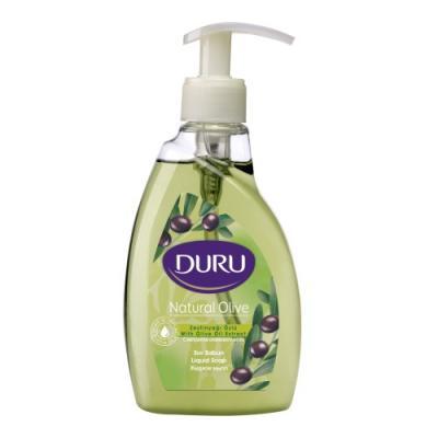 DURU NATURAL Мыло жидкое OLIVE 300мл мыло жидкое mon platin мыло жидкое ароматическое