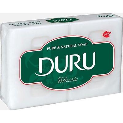 DURU CL&WH Хозяйственное Мыло Универсальное 2*125г