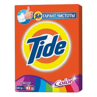 Стиральный порошок Tide Color 450мл