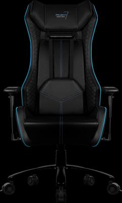 Картинка для Кресло компьютерное игровое Aerocool P7-GC1 AIR черное 4713105967869
