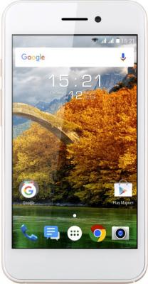 Смартфон Fly FS459 Nimbus 16 8 Гб шампань смартфон fly nimbus 16 fs459 черный