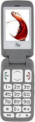 Телефон Fly Ezzy Trendy 3 белый 2.4 32 Мб fly ezzy trendy 3 white