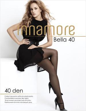 Колготки INNAMORE Bella 3 40 den шоколад hotel bella 3 прага