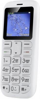 Мобильный телефон Fly Ezzy 7+ белый телефон