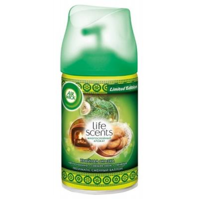 Air Wick LIFE SCENTS Сменный баллон для автоматического аэрозольного освежителя воздуха Хвойная сказка 250 мл 4mm 7x19 grade 304 high tensile structure core stainless steel wire rope cable wick high quality wick diy