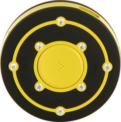 Плеер Ritmix RF-2850 8Gb желтый коричневый