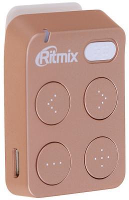 Плеер Ritmix RF-2500 8Gb розовый ritmix rf 4150 4gb black mp3 плеер