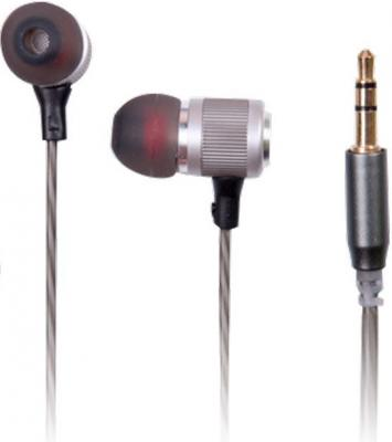 Наушники Ritmix RH-135 серый аудио наушники ritmix гарнитуры ritmix rh 565m gaming