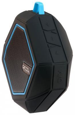 Портативная акустика Ginzzu GM-871B черный