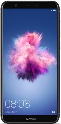 Смартфон Huawei P smart 32 Гб черный (MCO00055276) смартфон