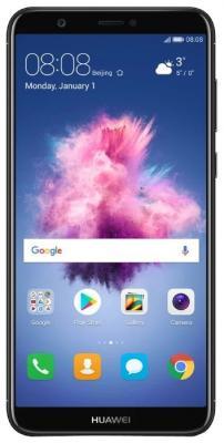 Смартфон Huawei P smart 32 Гб синий (51092DPL) смартфон