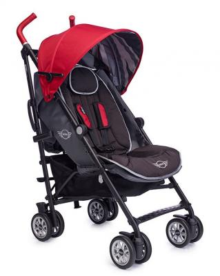 Коляска-трость Easywalker Buggy (mini/union red)
