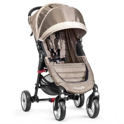 Прогулочная коляска Baby Jogger City Mini 4 Wheels (sand) baby care прогулочная коляска jogger lite baby care красный