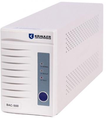 ИБП Krauler Basic BAC-500 500VA/300W 74048