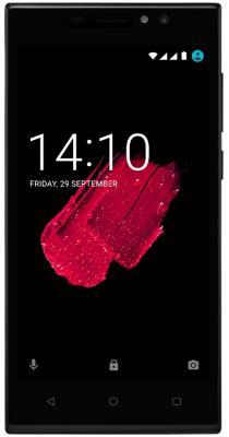 Смартфон Prestigio Muze C5 8 Гб черный (PSP5510DUOBLACK)