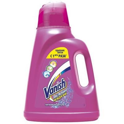 Пятновыводитель VANISH OXI Action 3л 8078302
