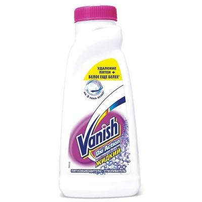 Пятновыводитель VANISH OXI Action 450мл 8078299 vanish