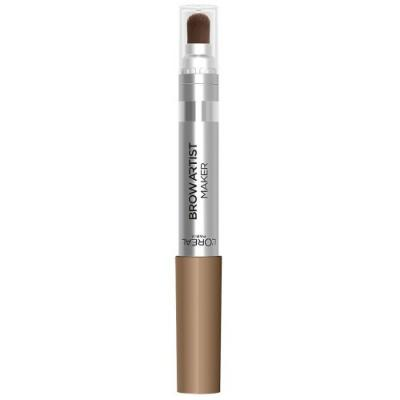 LOREAL BROW ARTIST Крем-карандаш для бровей 01 русый тональные средства loreal paris тональный крем infaillible loreal