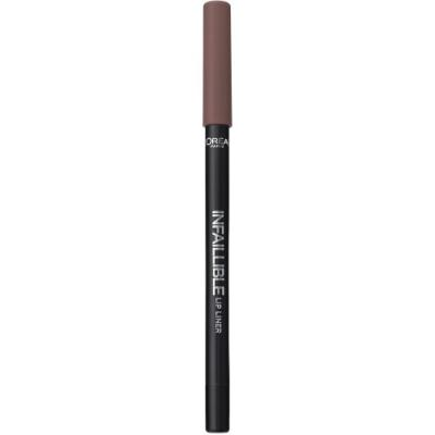 Карандаш для губ LOreal Paris Infaillible тон 212 (Идеальный капучино) A9324660 loreal paris infaillible mega gloss 404 цвет 404 rasputine me