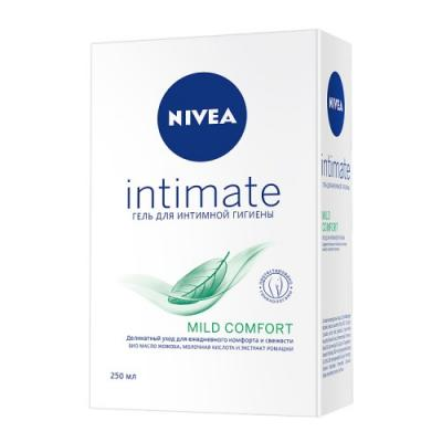 NIVEA Гель для интимной гигиены INTIMATE COMFORT 250 мл nivea гель для интимной гигиены natural nivea 250 мл