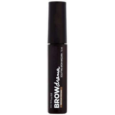 MAYBELLINE Тушь для бровей Brow Drama Светло-коричневый maybelline maybelline карандаш для глаз master drama коричневый