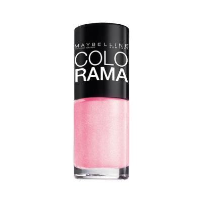 MAYBELLINE Лак для ногтей Colorama тон 69 Розовое сияние maybelline new york лак для ногтей colorama оттенок 440 вуаль 7 мл