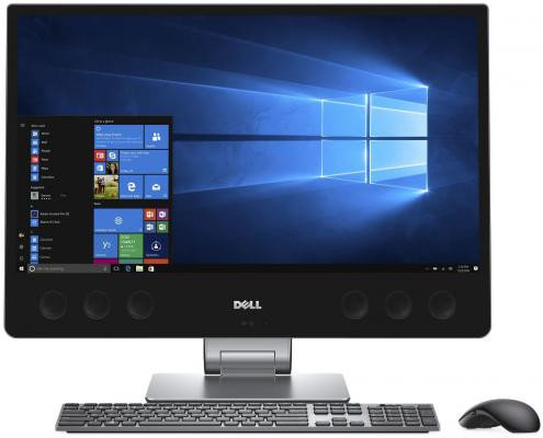 Моноблок 27&quot, DELL Precision 5720 3840 x 2160 Intel Core i7-7700 16Gb 1 Tb 256 Gb AMD Radeon Pro WX 7100 8192 Мб Windows 10 Professional черный 5720-4730