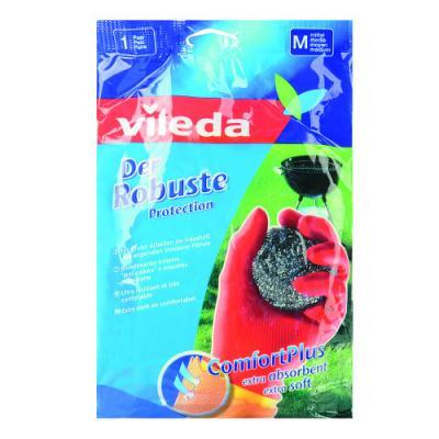 ВИЛЕДА Перчатки особо прочные M vileda professional экспресс микро 110083